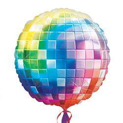 Disco Topu, Supershape Folyo Balon