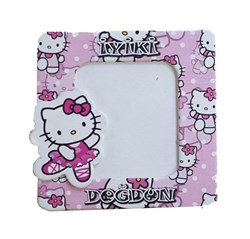 Hello Kitty Magnet Çerceve