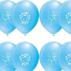 It´s a boy balon, 10´lu