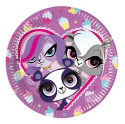 Minişler Littlest Pet Shop, Tabak