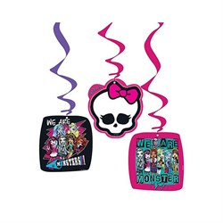 Monster High, Süs Dalgaları 3lü