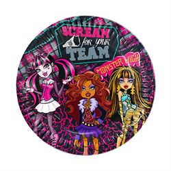Monster High, Tabak
