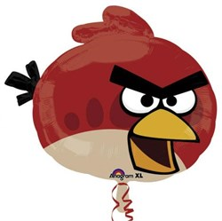 Angry Birds Red, Supershape Folyo Balon