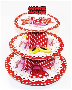 Minnie Mouse, Cupcake Standı