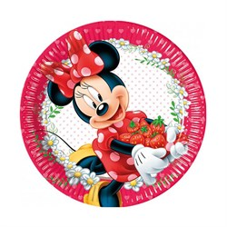 Minnie Mouse Partisi, Tabak