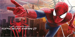 Spiderman Amazing 2, Duvar Dekoru