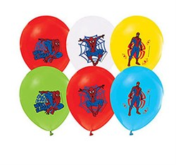 Spiderman Partisi, Balon